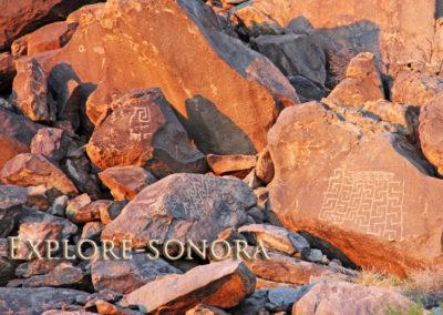 Caborca petroglyphs