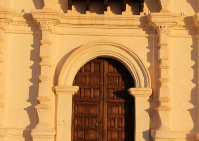 Templo Historico in Heroica Caborca, Sonora, Mexico