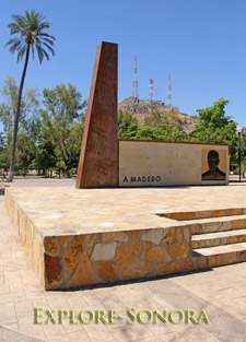 Parque Madero in Hermosillo, Sonora, Mexico