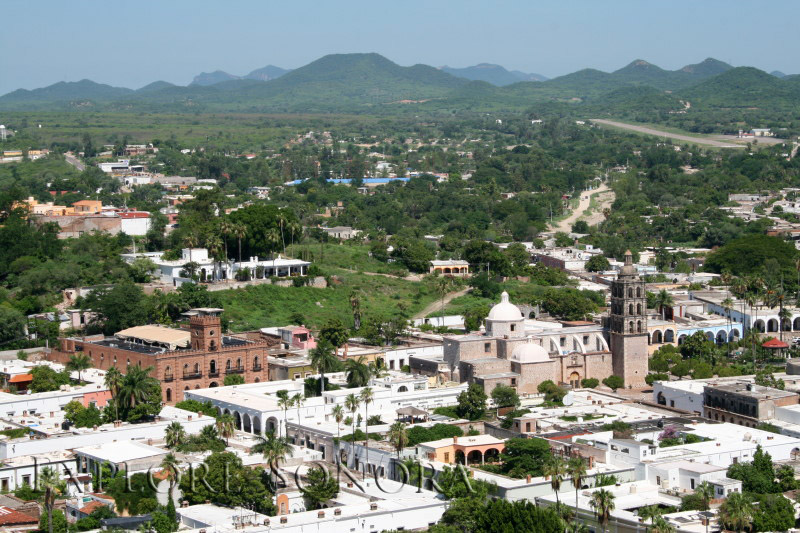 The magical pueblo of Alamos, Sonora