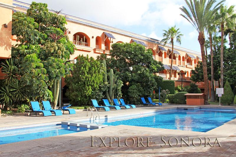 Hotel Armida in Guaymas, Sonora