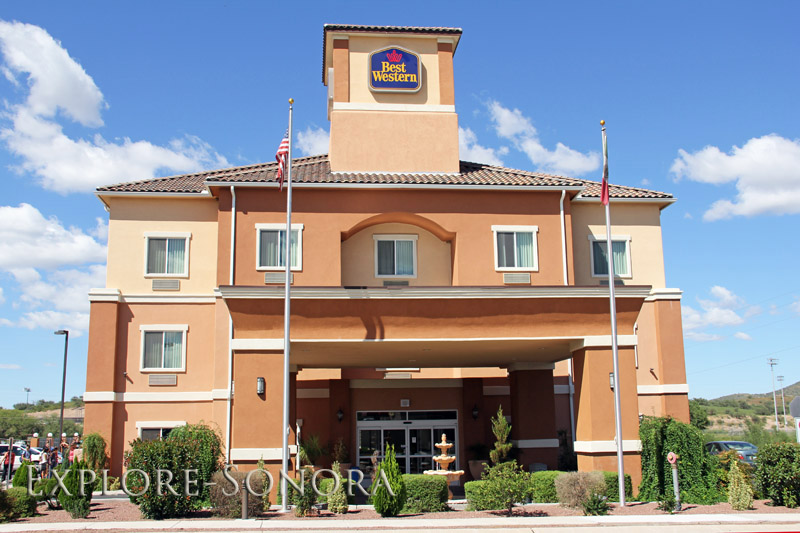 Lodging In Nogales Arizona