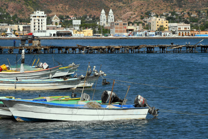 the port of guaymas sonora