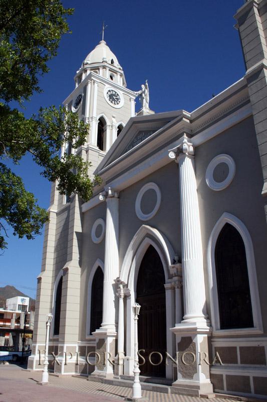 Iglesia de San Fernando in Guaymas, Sonora