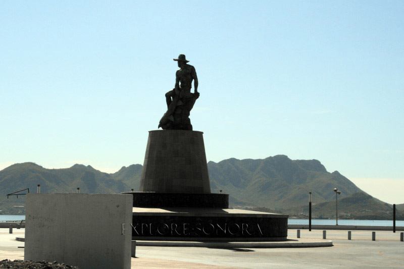 The Port of Guaymas, Sonora