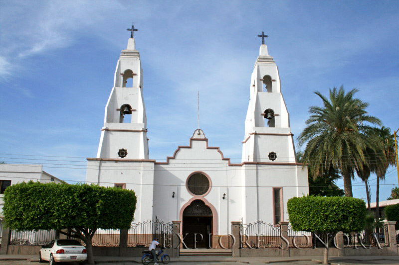 church in huatabampo sonora