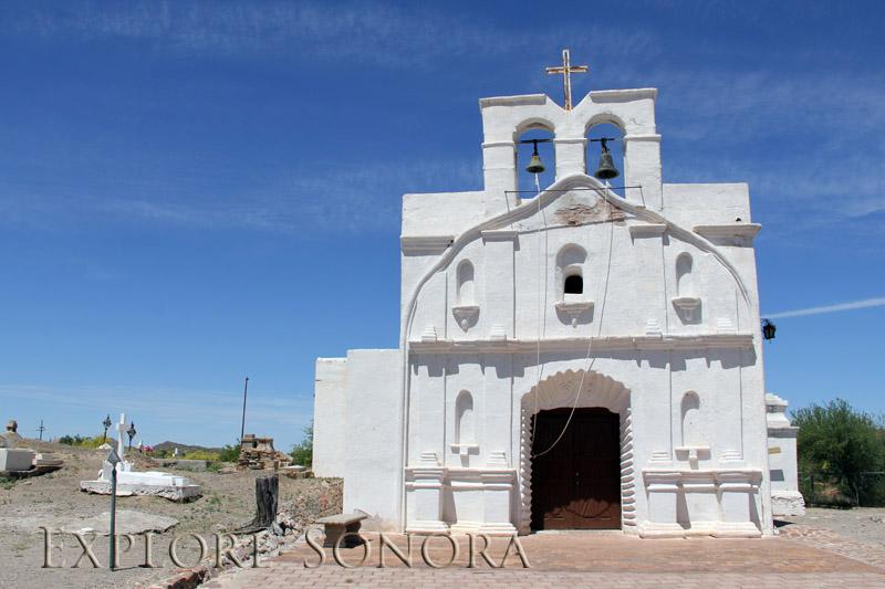 Misión de San Antonio de Oquitoa