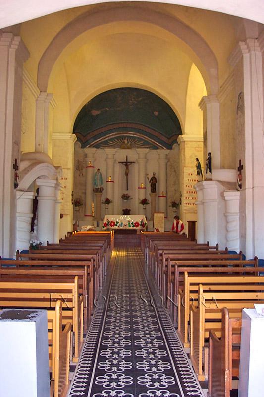 Mission San Diego de Pitiquito