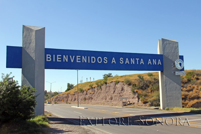 Santa Ana, Sonora