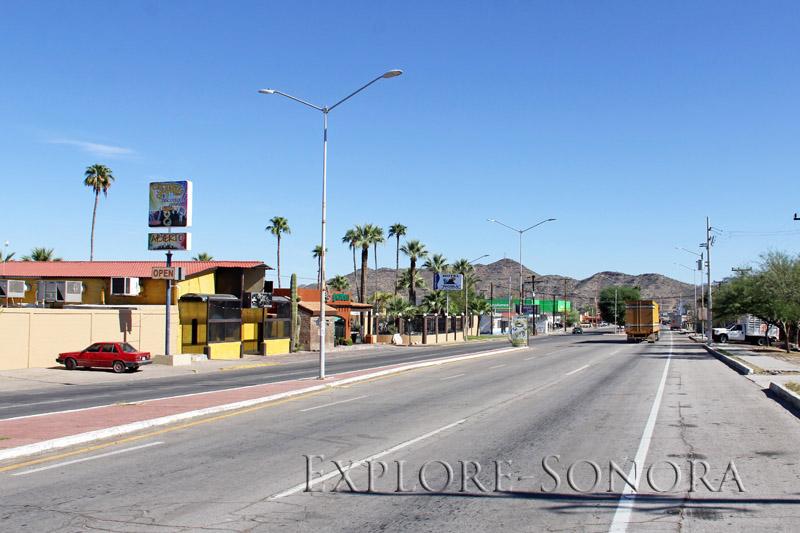 Sonoyta Sonora | On The Road In Mexico