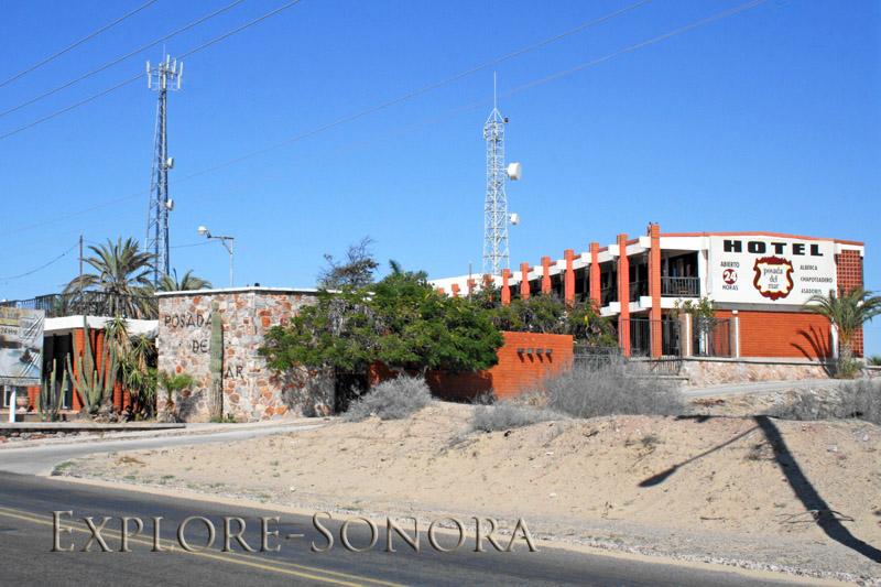 Hotel Posada Del Mar In Kino Bay Sonora