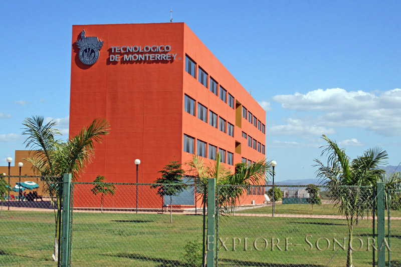 Tecnologico de Monterrey Campus in Cd. Obregon