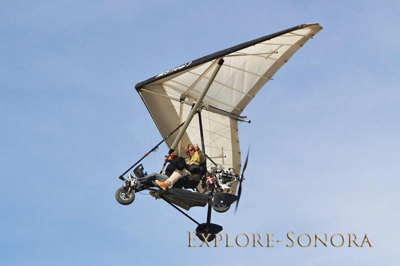 rocky point paragliding