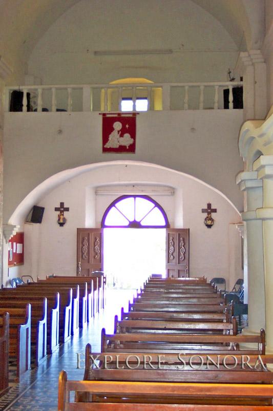 Iglesia San Diego de Pitiquito in Pitiquito, Sonora