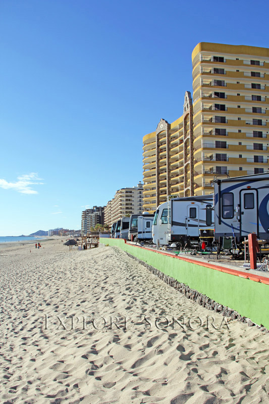 Rocky Point beachside rv and resorts