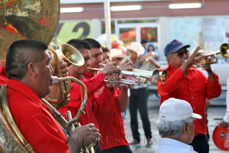 Fiestas de Octubre in Magdalena de Kino