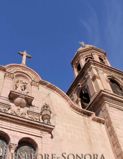 Sacred Heart Parish in Navojoa, Sonora, Mexico
