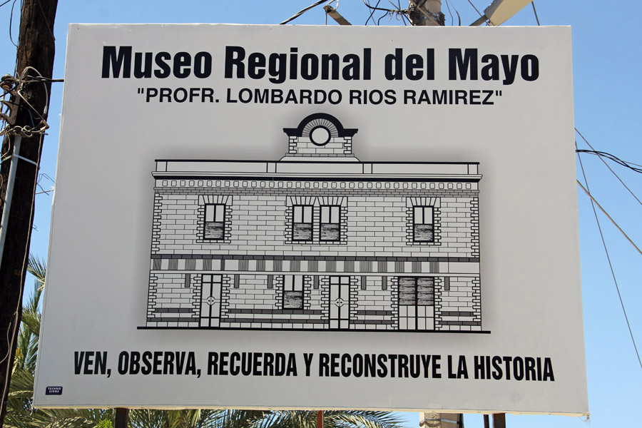Regional Museum of the Mayo in Navojoa, Sonora