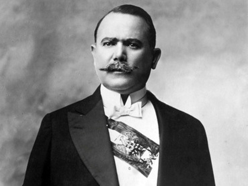 General and President Alvaro Obregon