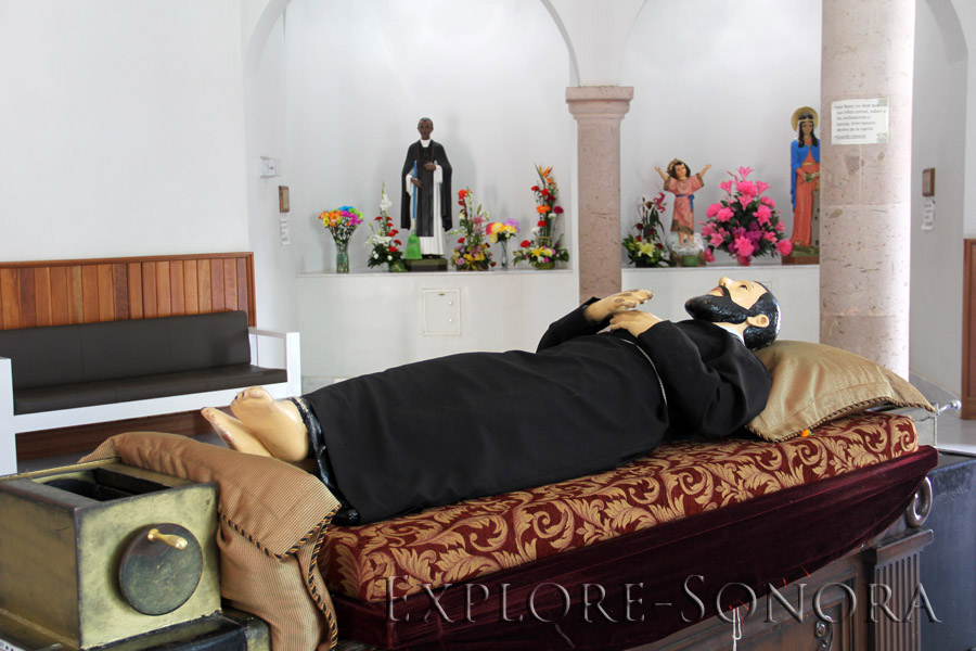 Capilla de San Francisco Javier - Magdalena de Kino, Sonora, Mexico