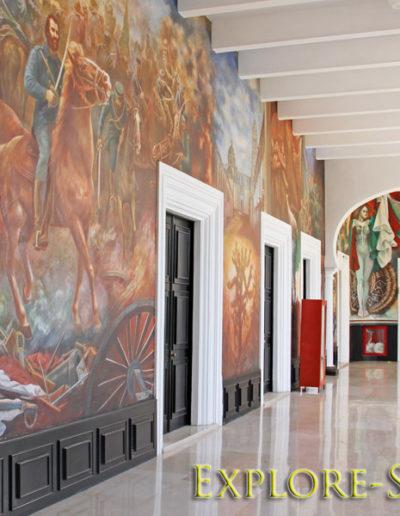 Palacio del Gobierno Sonora - Hermosillo, Mexico