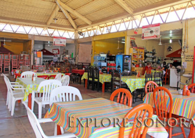 The Mercado Municipal in Navojoa, Sonora, Mexico