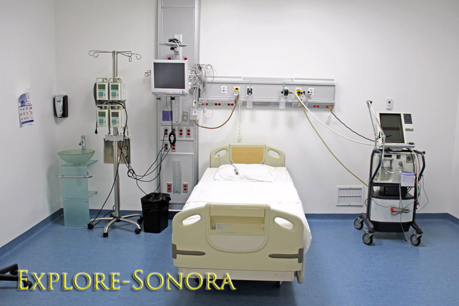 Hospital San Jose in Navojoa, Sonora, Mexico