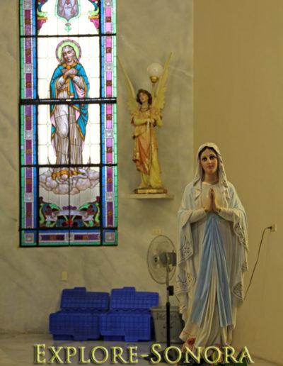 Iglesia Católica Cristo Rey - Huatabampo Sonora Mexico