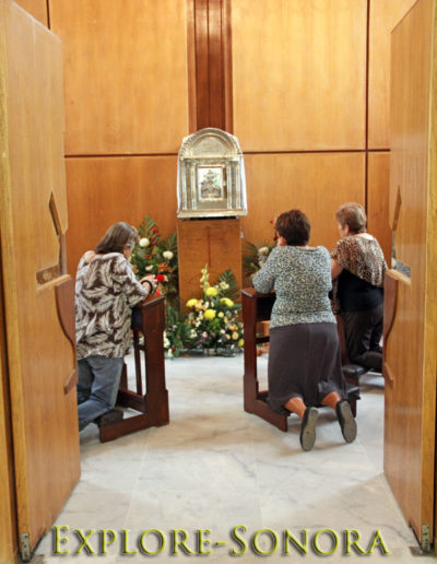 Iglesia Católica Cristo Rey in Huatabampo Mexico