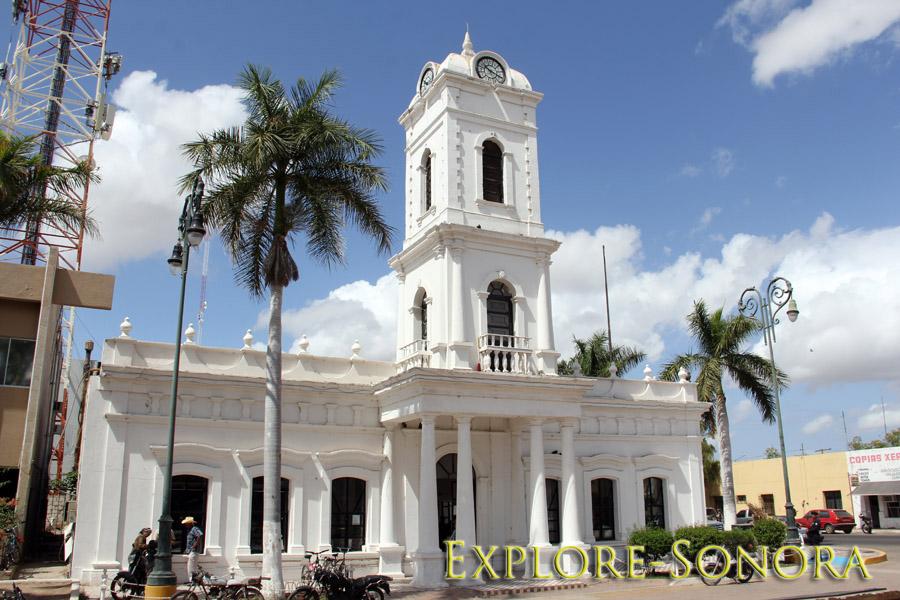 Palacio Municipal - Huatabampo Sonora Mexico