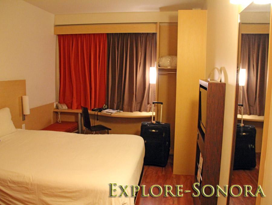 Hotel Ibis - Hermosillo Sonora Mexico