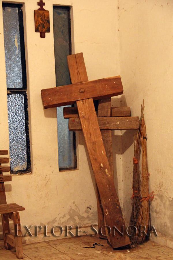 Iglesia de la Santisima Trinidad - El Júpare, Sonora