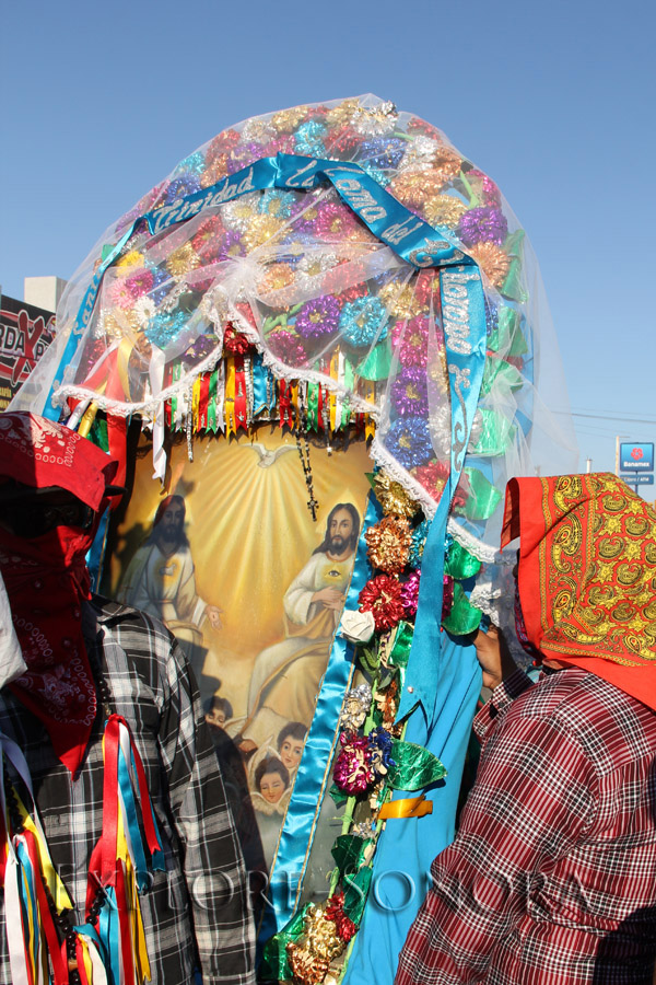 Fiestas Traditionales de la Santisima Trinidad en Sonora, Mexico