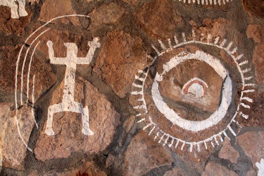 Eco Museo de Sitio Tehuelibampo, Sonora, Mexico
