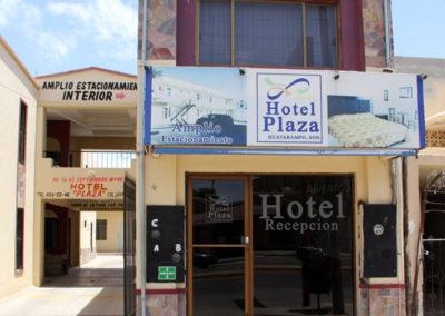 Hotel Plaza - Huatabampo, Sonora, Mexico