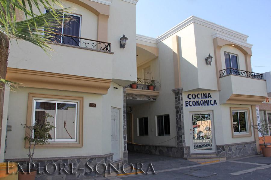 Hotel Los Olivos - Huatabampo, Sonora, Mexico