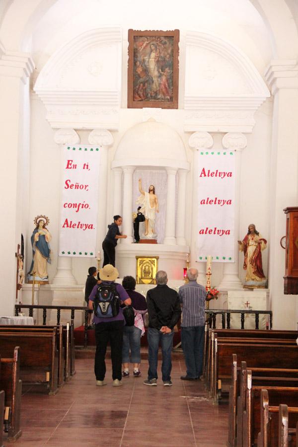 Ambos Tours - Iglesia de San Ignacio de Caborica in San Ignacio, Sonora, Mexico