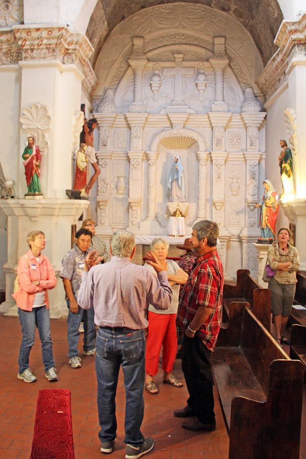 Ambos Tours - Iglesia de San Pedro y San Pablo in Tubutama, Sonora, Mexico