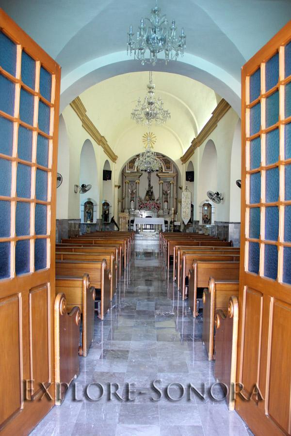 Parroquia Nuestra Señora del Carmen - Hermosillo, Sonora, Mexico