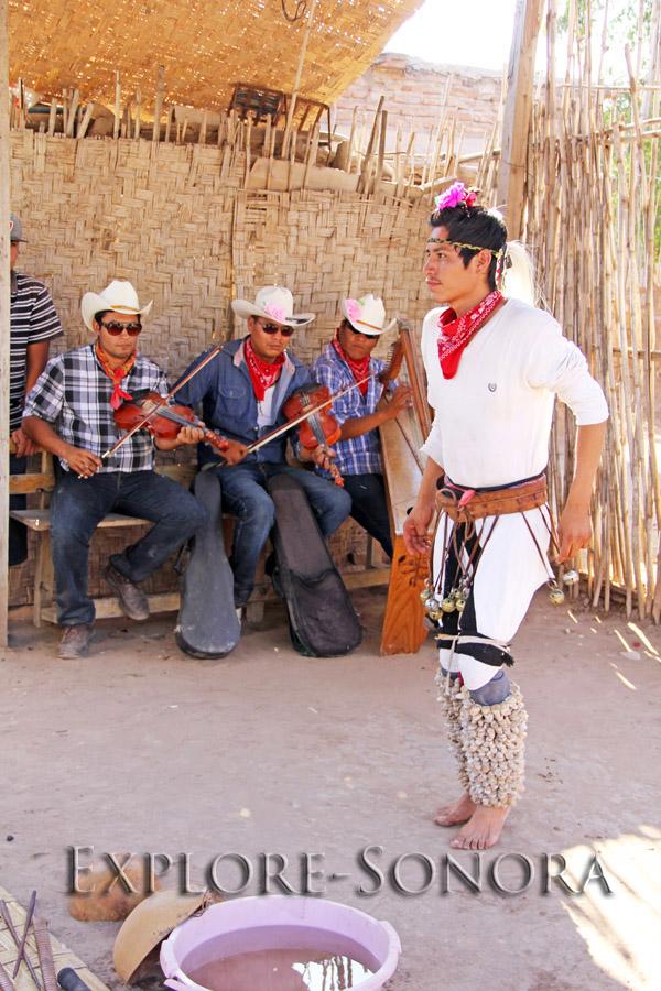 El Jupare, Sonora