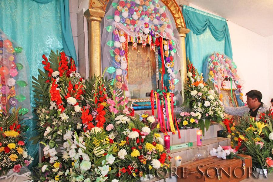 Iglesia Santisima Trinidad - El Júpare, Sonora