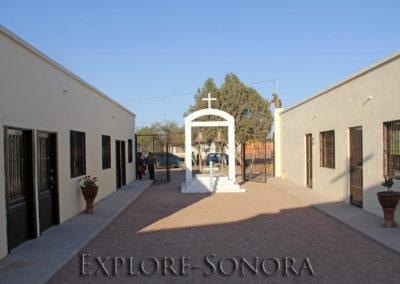 Casa Pastoral Yoreme Mayo - El Júpare, Sonora