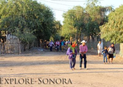 Scenes from El Júpare, Sonora, Mexico