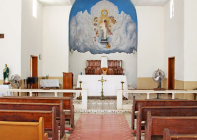 Church of the Immaculate Conception - Etchojoa, Sonora