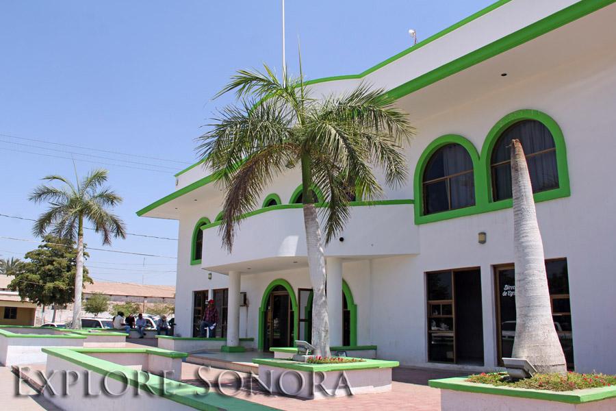 Municipal Building - Etchojoa, Sonora