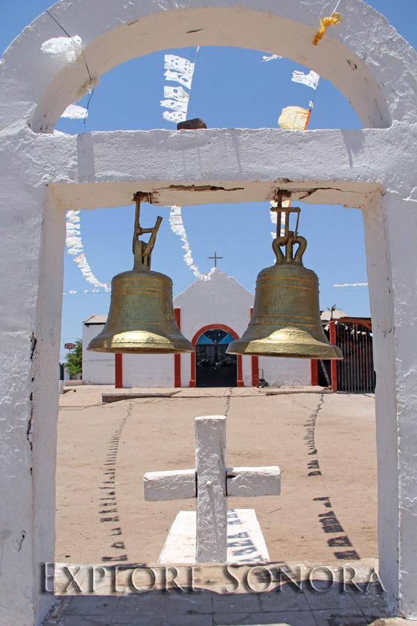 Iglesia indigena - Etchojoa, Sonora