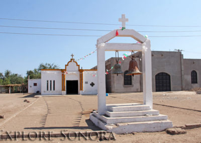 Iglesia Santisima Trinidad - - El Júpare, Sonora