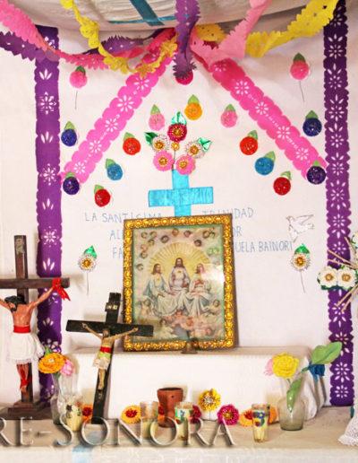 Centro de Cultura Mayo Blas Mazo - El Júpare, Sonora