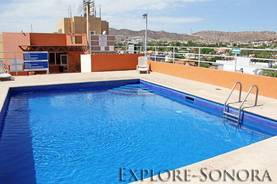 Hotel Plaza del Sol in Hermosillo, Sonora, Mexico