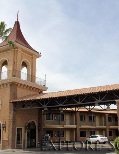 Hotel Navojoa Plaza - Navojoa, Sonora, Mexico